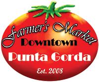 Farmer's Market, Downtown Punta Gorda
