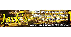 Jack's Restaurant of Punta Gorda