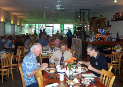 Punta Gorda Chamber, Business Over Breakfast