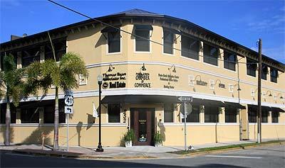 Punta Gorda Chamber of Commerce office