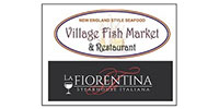 Village Fish Market & Retaurant and Florentina