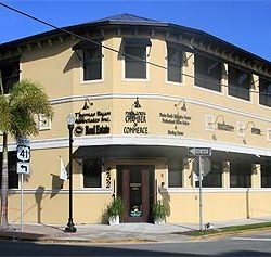 Punta Gorda Chamber of Commerce office