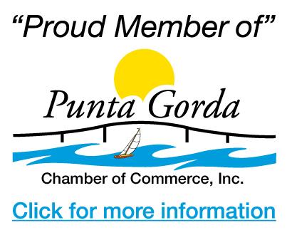 Proud Member of Punta Gorda Chamber of Commerce