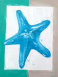02-14-18 at the Visual Arts Center - Paint a colorful starfish with Kathleen Kelly