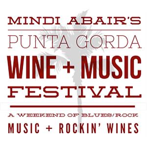 Mindi Abair's Punta Gorda Wine + Music Festival