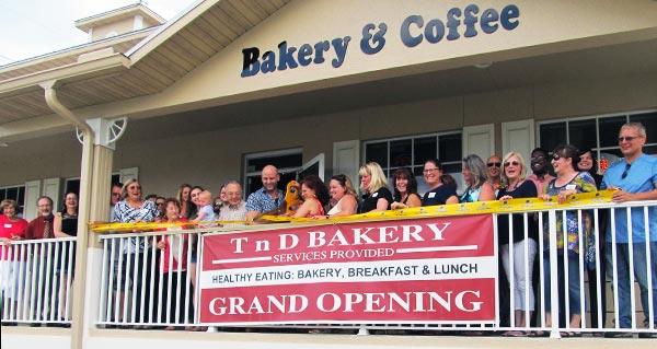 TnD Bakery, Punta Gorda, Florida